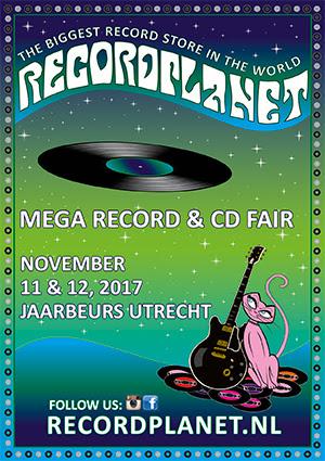 RECORDPLANET – Mega Record & CD Fair