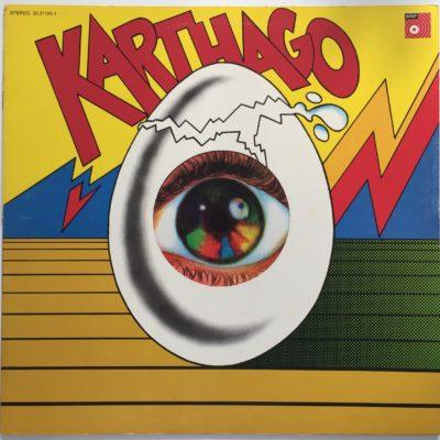 Karthago – LP 33T Basf Pochette Dépliante – Krautrock