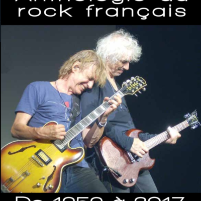 Anthologie du Rock Français ( Dominique GRANDFILS )