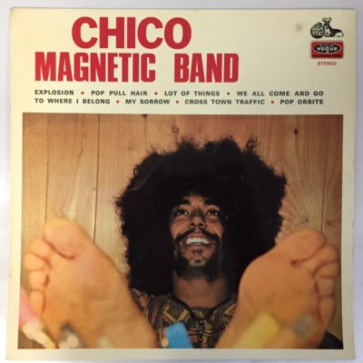 Chico Magnetic Band LP 33T Original 1971