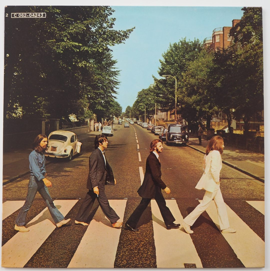 The Beatles – France LP Abbey Road 1971 – Pathe marconi 2c062-042243
