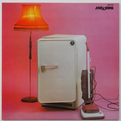 The Cure – France LP Polydor 2383539 – Three Imaginary Boys 1979