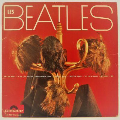 The Beatles – Original FRANCE LP 25cm Odeon 45900 Stéréo – Dit Les Perruques