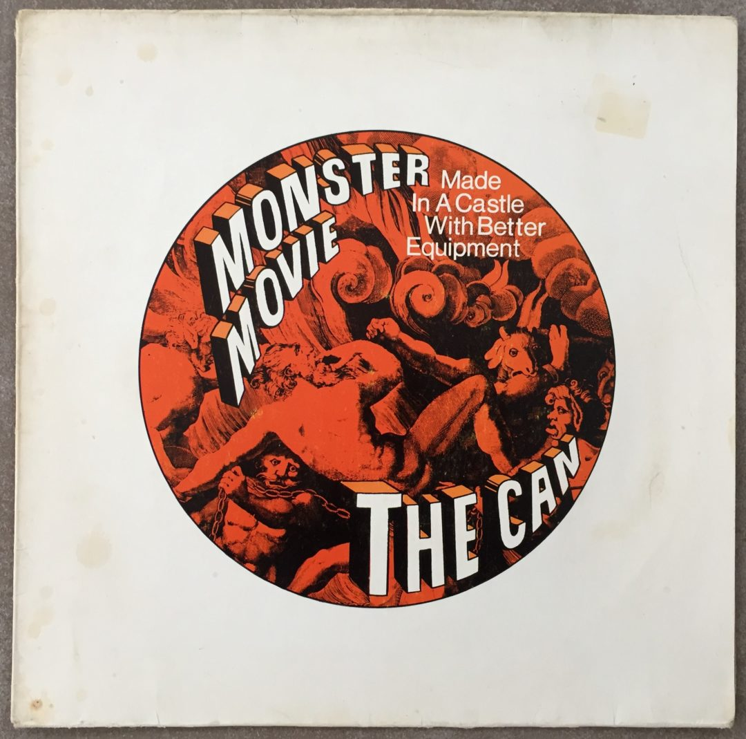 THE CAN – German LP 12″ Music Factory SRS001  » MONSTER MOVIE  » 1969